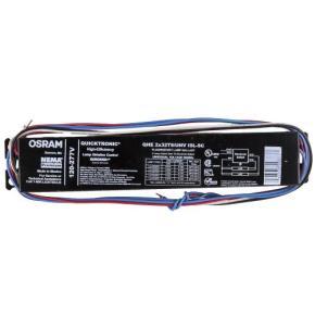 ballast fluorescent